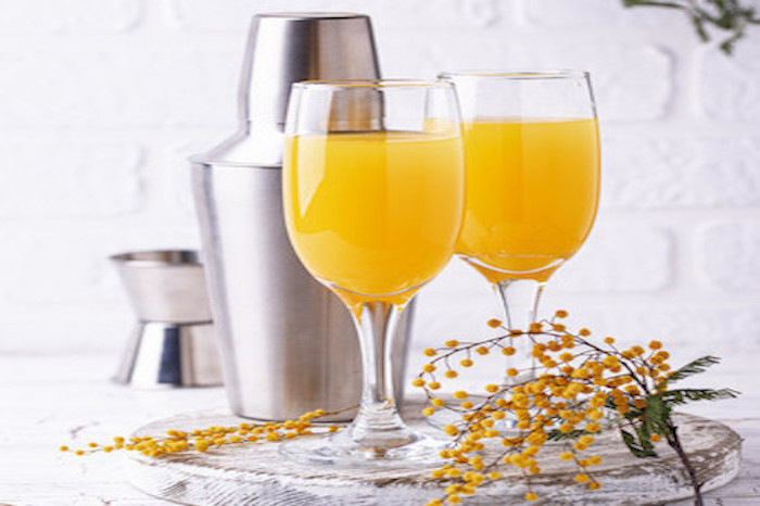 Cocktail Mimosa Orange - Néroliane